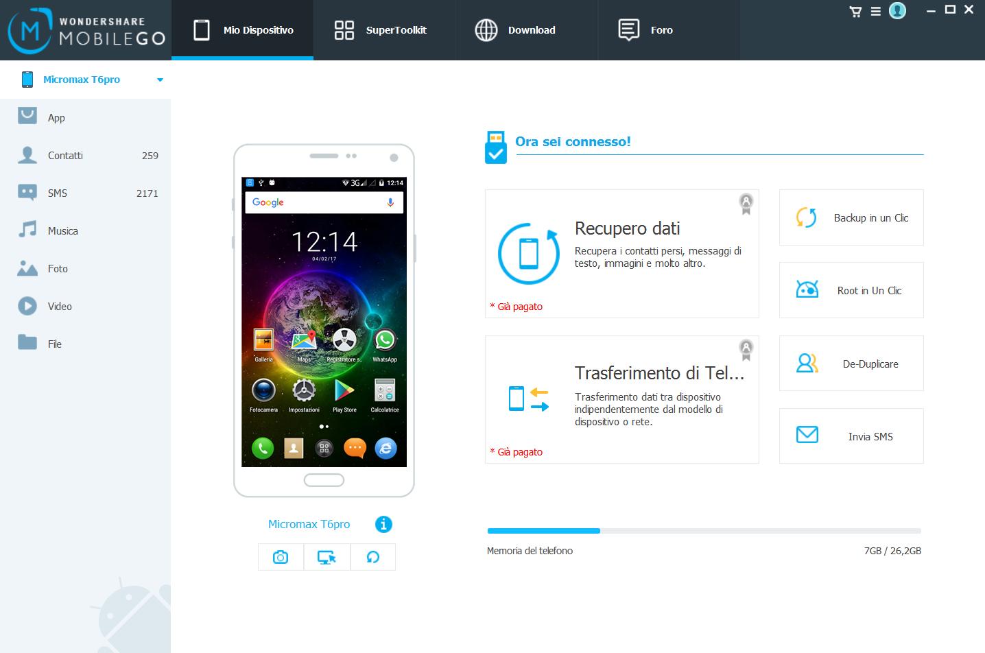 Galaxy S4/S5